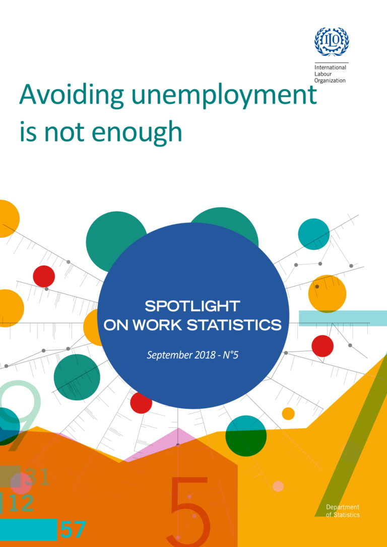 Spotlight on Work Statistics: Avoiding unemployment is not enough