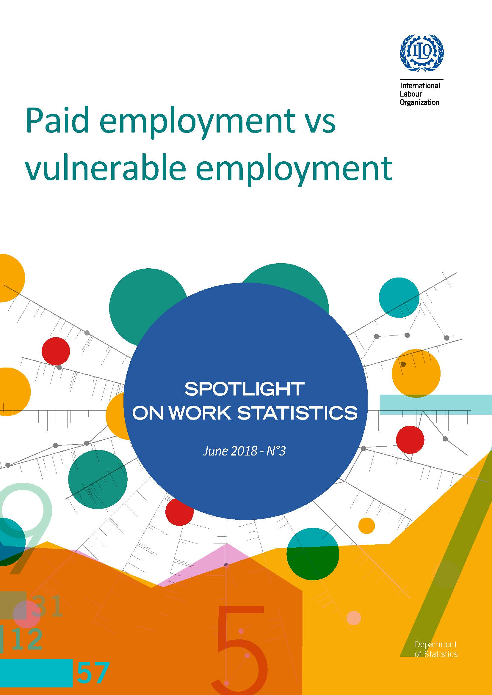Spotlight on Work Statistics: aid employment vs vulnerable employment
