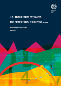 Labour Force Estimates and Projections: Methodological description