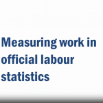Measuring work in official labour statistics