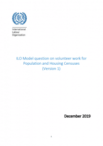 ILO model question on volunteer work for PC