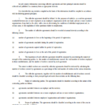 Resolution concerning statistics of collective agreements