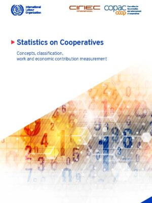 Statistics of Cooperatives: Concepts, classification, work and economic contribution measurements